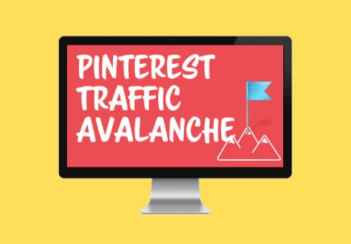 My Honest Review of Pinterest Traffic Avalanche Course